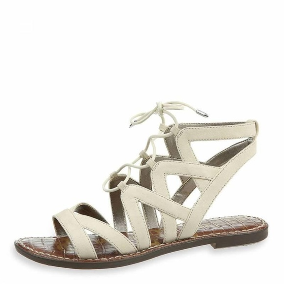 1d89ef35c42 NEW Sam Edelman Gemma Lace-Up Gladiator Sandal